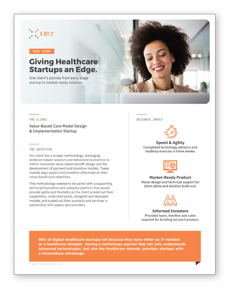 Case Study: Startup